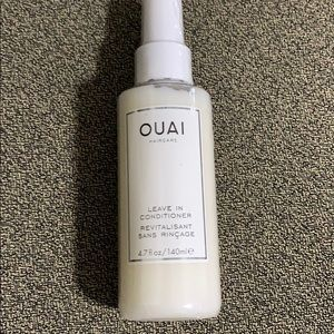 OUAI haircare Leave in conditioner - New unused